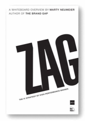 Marty Neumeier: Zag: The Number One Strategy of High-Performance Brands