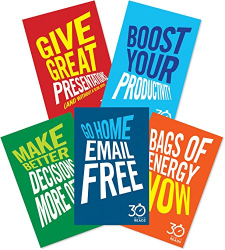 : The Business Skills Collection: Go Home E-Mail Free; Bags of Energy Now; Give Great Presentations; Make Better More Often; Boost Your Productivity