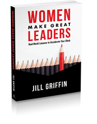 Jill Griffin: Women Make Great Leaders