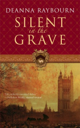 Deanna Raybourn: Silent In The Grave