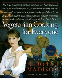 Deborah Madison: Vegetarian Cooking for Everyone