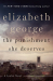 Elizabeth George: The Punishment She Deserves: A Lynley Novel
