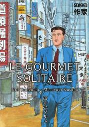 Jiro Taniguchi: Le gourmet solitaire