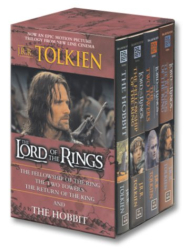 J.R.R. Tolkien: J.R.R. Tolkien Boxed Set (The Hobbit and The Lord of the Rings)
