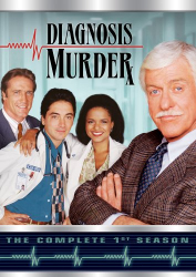 : Diagnosis Murder - Complete 1st Season