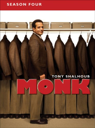 : Monk - Season Four