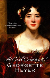 Georgette Heyer: A Civil Contract
