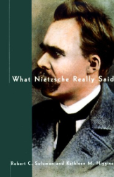 Solomon: What Nietzsche Really Said