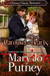 Mary Jo Putney: Carousel of Hearts(Putney Classic Romances, Book 2)