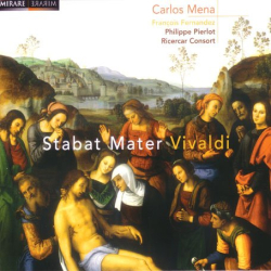 Vivaldi - Stabat Mater - Salve Regina - Nisi Dominus: Philippe Pierlot - Ricercar Consort - Carlos Mena