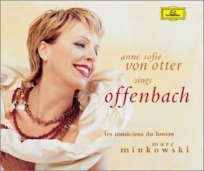 : Anne Sofie von Otter chante Offenbach