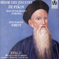 D'Ambleville Charles - Joseph-Marie Amiot - Messe des Jésuites de Pékin: Ensemble Meihua Fleur de Prunus