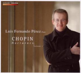 Chopin - Nocturnes: Luis Fernando Pérez