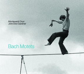 Bach JS - Motets: Montervedi Choir - The English Baroque Soilists - JE Gardiner