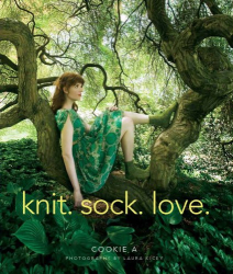 Cookie A.: Knit. Sock. Love.