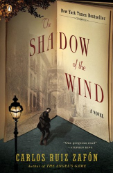 Carlos Ruiz Zafón: The Shadow of the Wind