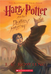 J.K. Rowling: Harry Potter and the Deathly Hallows (Book 7) (Paperback)