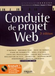 Stéphane Bordage: Conduite de projet Web (1Cédérom)