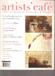 : Artists' Cafe (Best of Somerset Studio Art & Design, Volume 4)