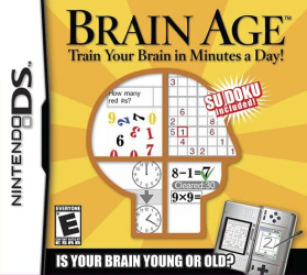 : Nintendo DS Brain Age