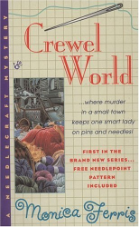 Monica Ferris: Crewel World