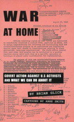 War At Home: Covert Action Against U.S. Activists and What We Can Do About It