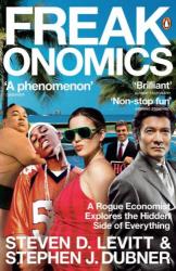 Steven Levitt        : Freakonomics