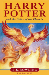 J.K. Rowling: Harry Potter and the Order of the Phoenix (Book 5)