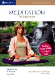 Gaiam: Meditation for Beginners