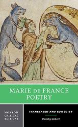 de France, Marie: Marie de France: Poetry (Norton Critical Editions)