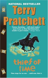 Terry Pratchett: Thief of time