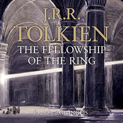 J. R. R. Tolkien: The Fellowship of the Ring: The Lord of the Rings, Book 1 (Audio Book)