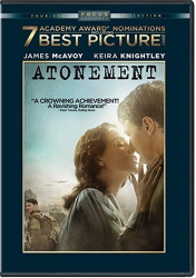 DVD: Atonement