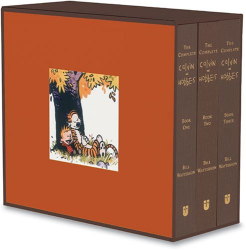 Bill Watterson: The Complete Calvin and Hobbes