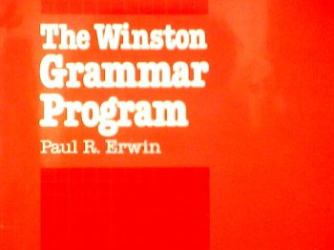 Paul R. Erwin: The Winston Grammar Program: Basic Level Student's Workbook