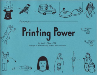 Jan Olsen: Printing Power-Contracted Edition