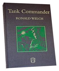 Ronald Welch: Tank Commander (Carey Novels)