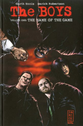 Garth Ennis: The Boys: The Name of the Game v. 1