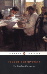 Fyodor Dostoyevsky: The Brothers Karamazov: A Novel in Four Parts and an Epilogue (Penguin Classics)