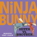 Jennifer Gray Olson: Ninja Bunny: Sister vs. Brother