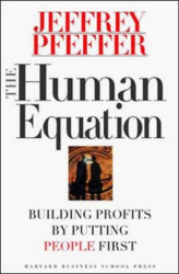 Jeffrey Pfeffer: The Human Equation