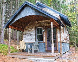 Hobbitat Spaces, cabin number 7