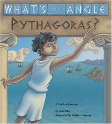 Julie Ellis: What's Your Angle, Pythagoras? A Math Adventure