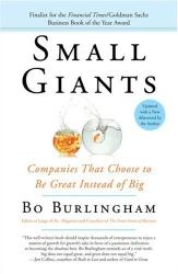 Bo Burlingham: Small Giants
