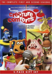 Nick Park: Creature Comforts - The Complete First and Second Seasons