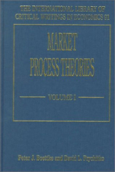 Peter Boettke and David Prytchitko: Market Process Theories