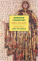 James McCourt: Mawrdew Czgowchwz