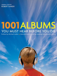 Robert Dimery: 1001 Albums you must hear before you die