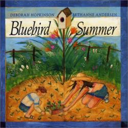 Deborah Hopkinson: Bluebird Summer