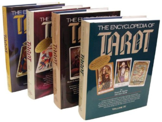 Stuart R. Kaplan: Encyclopedia of Tarot, the: 4 Volume Set